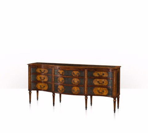 6005-078 Chest of Drawer - tủ hộc kéo
