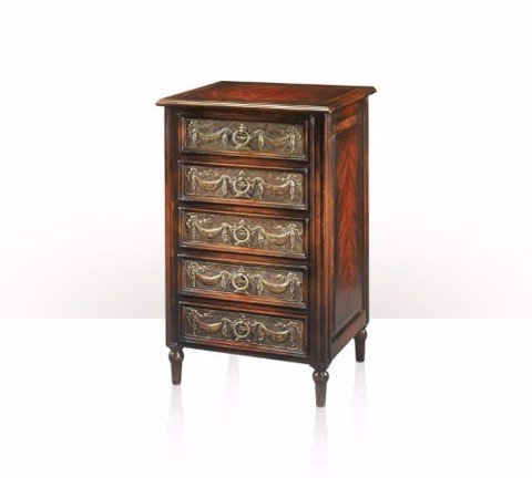 6005-143 Chest of Drawer - tủ hộc kéo