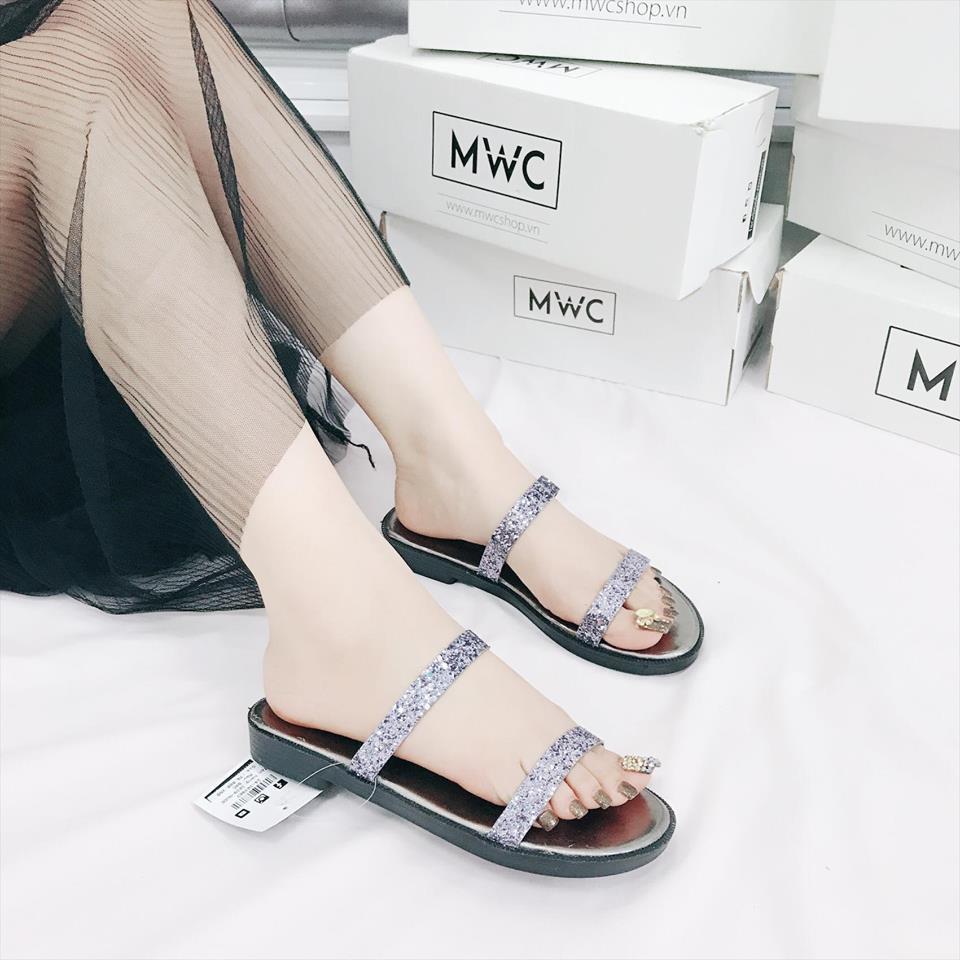 Dép nữ MWC NUDE- 3039