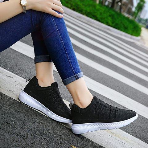 Giày cao gót 2in1 nữ NUCG - 3533 - ĐEN