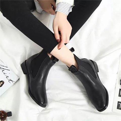 Giày boot nữ MWC NUBO- 4011