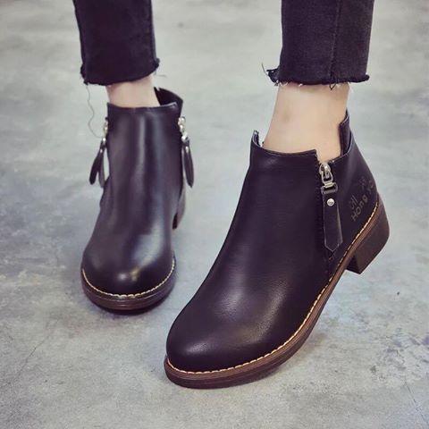 Giày boot nữ MWC NUBO- 4002