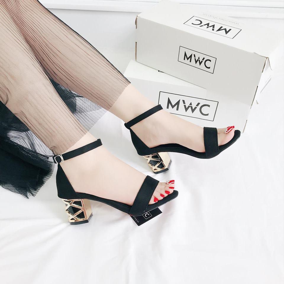 Giày cao gót MWC NUCG- 3608