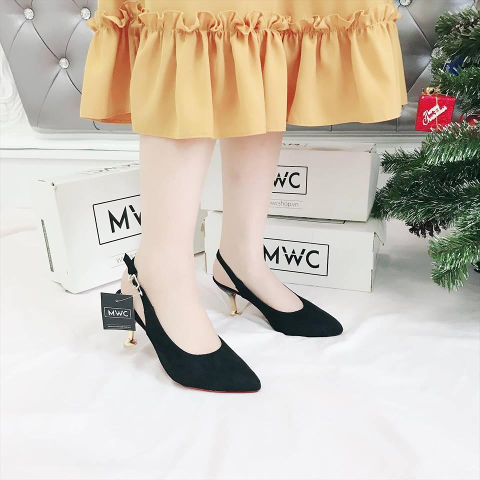 Giày cao gót MWC NUCG- 3621