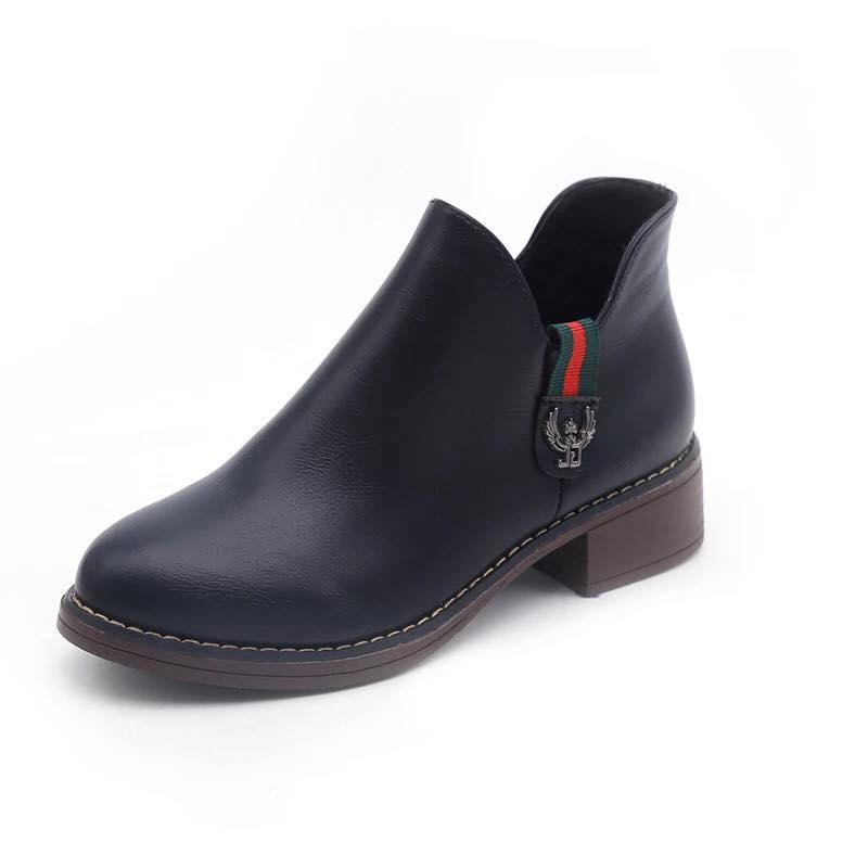 Giày boot nữ MWC NUBO- 4032