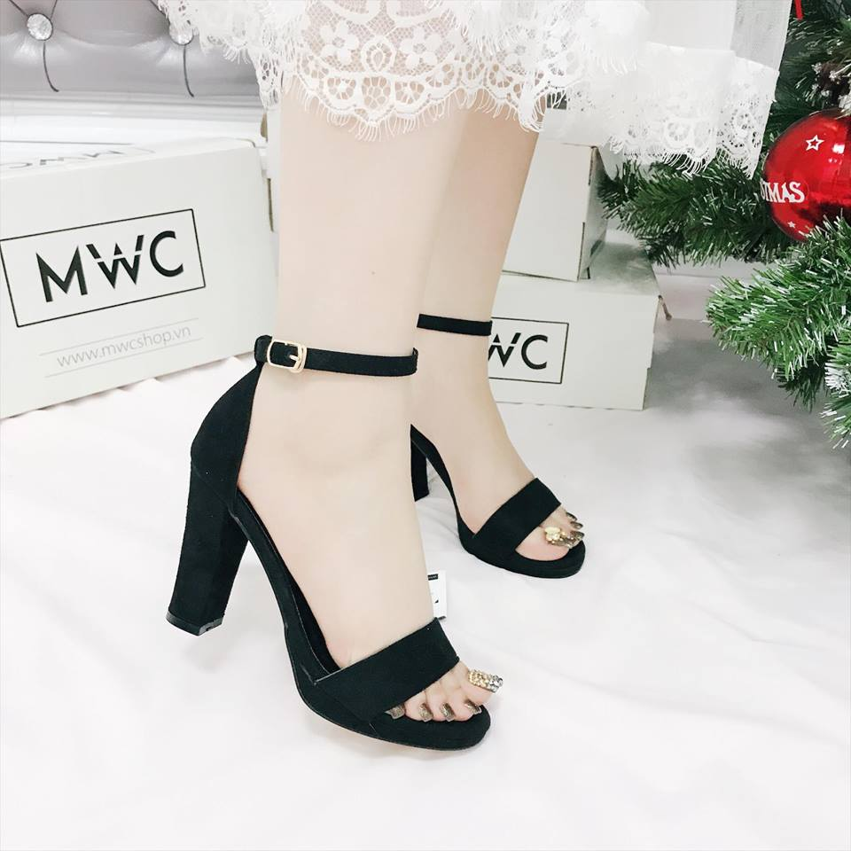 Giày cao gót MWC NUCG- 3623