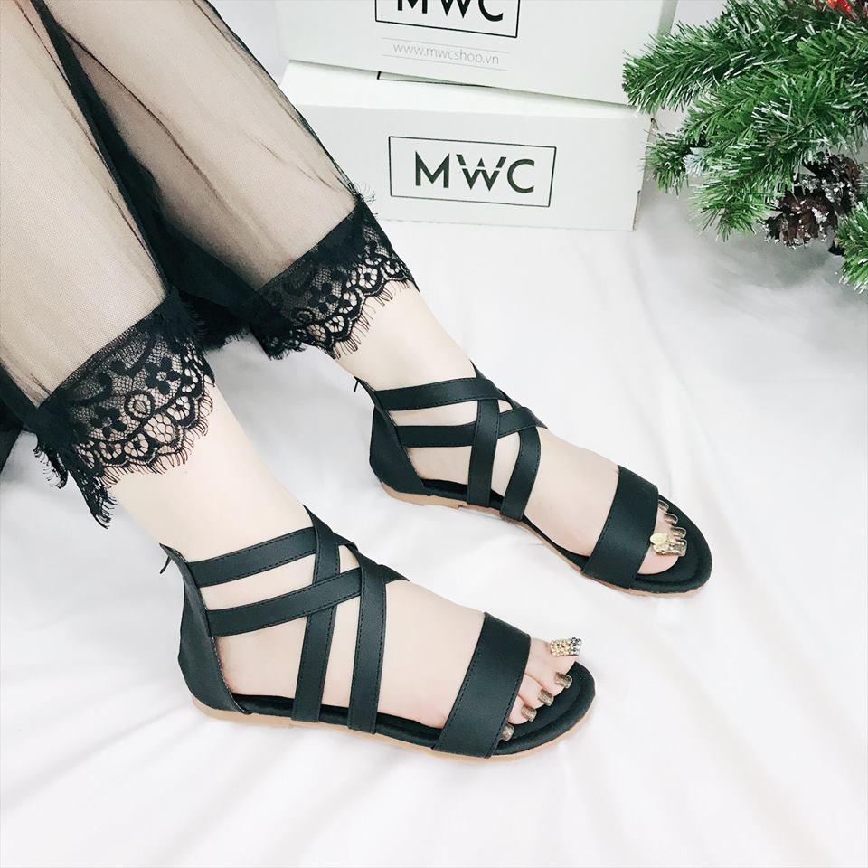 Giày sandal nữ MWC NUSD- 2577