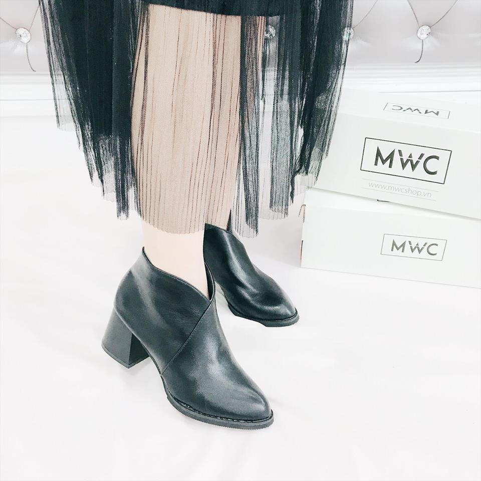 Giày boot nữ MWC NUBO- 4036