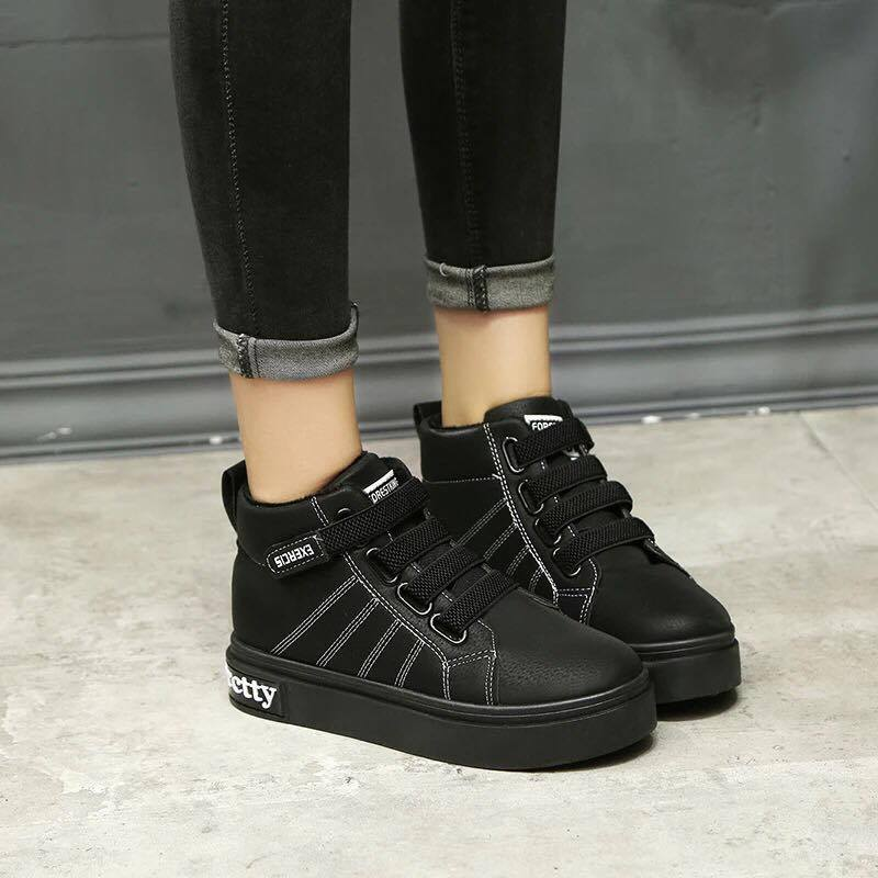 Giày boot nữ MWC NUBO- 4013