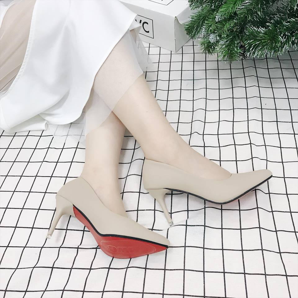 Giày cao gót MWC NUCG- 3576