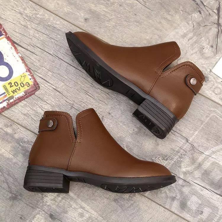 Giày boot nữ MWC NUBO- 4031