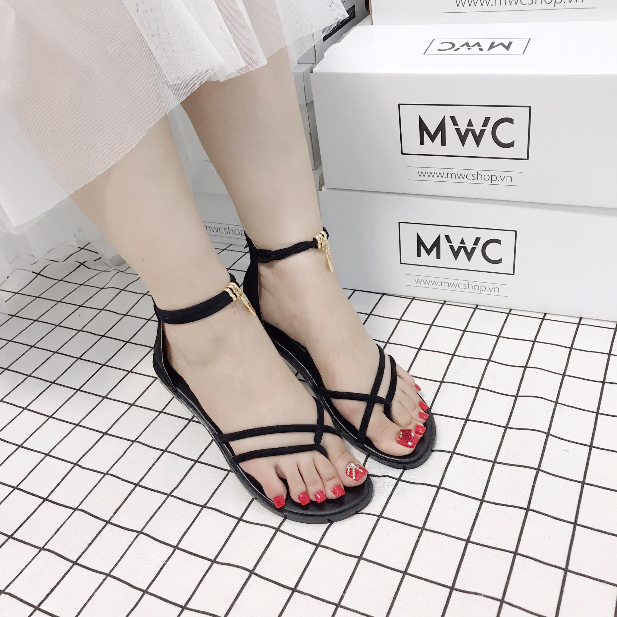 Giày sandal nữ MWC NUSD- 2508
