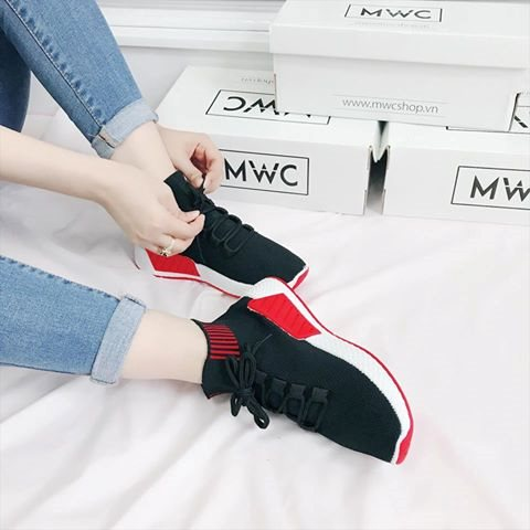 .Giày thể thao nữ MWC NUTT- 0092