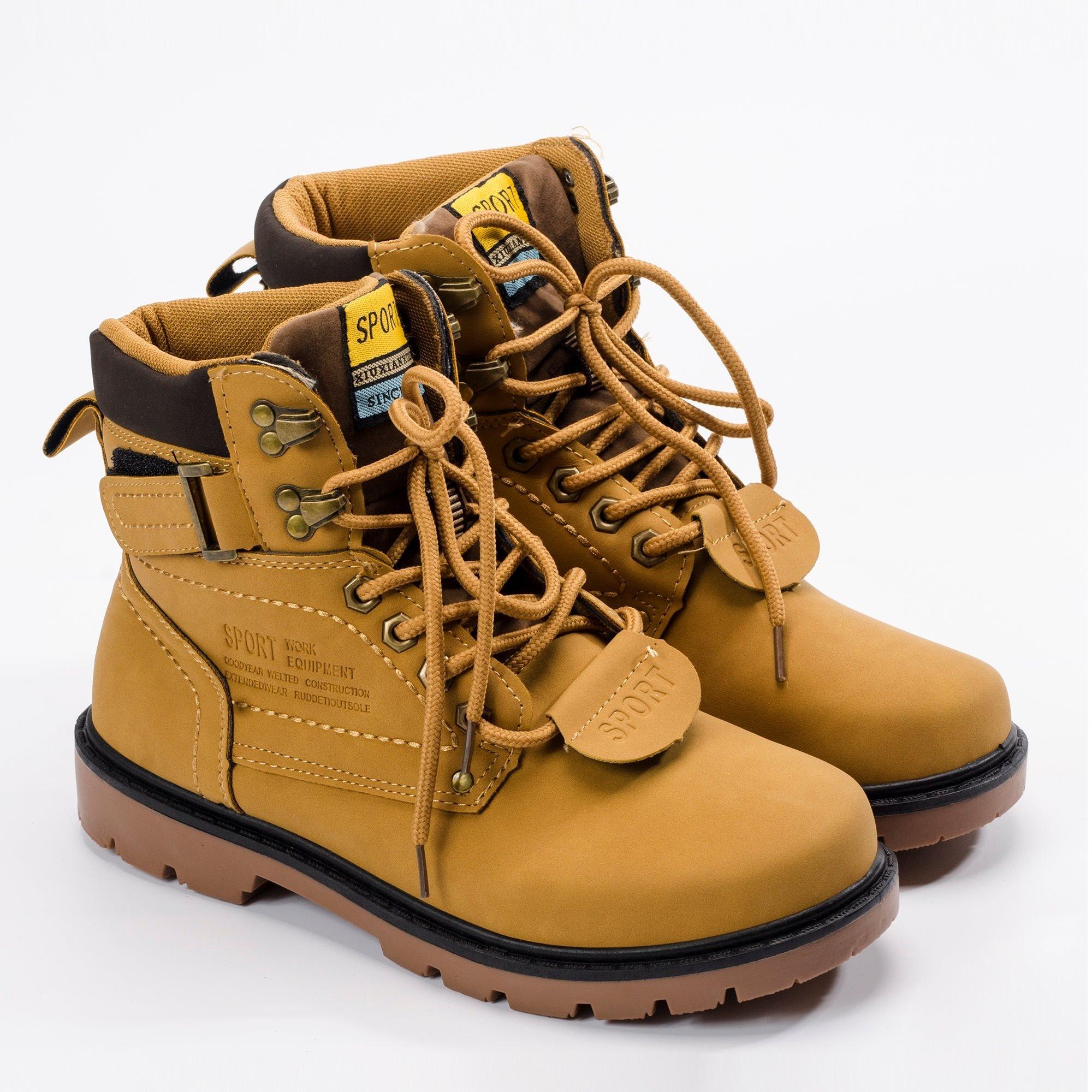 Giày boot nam MWC NABO- 8004
