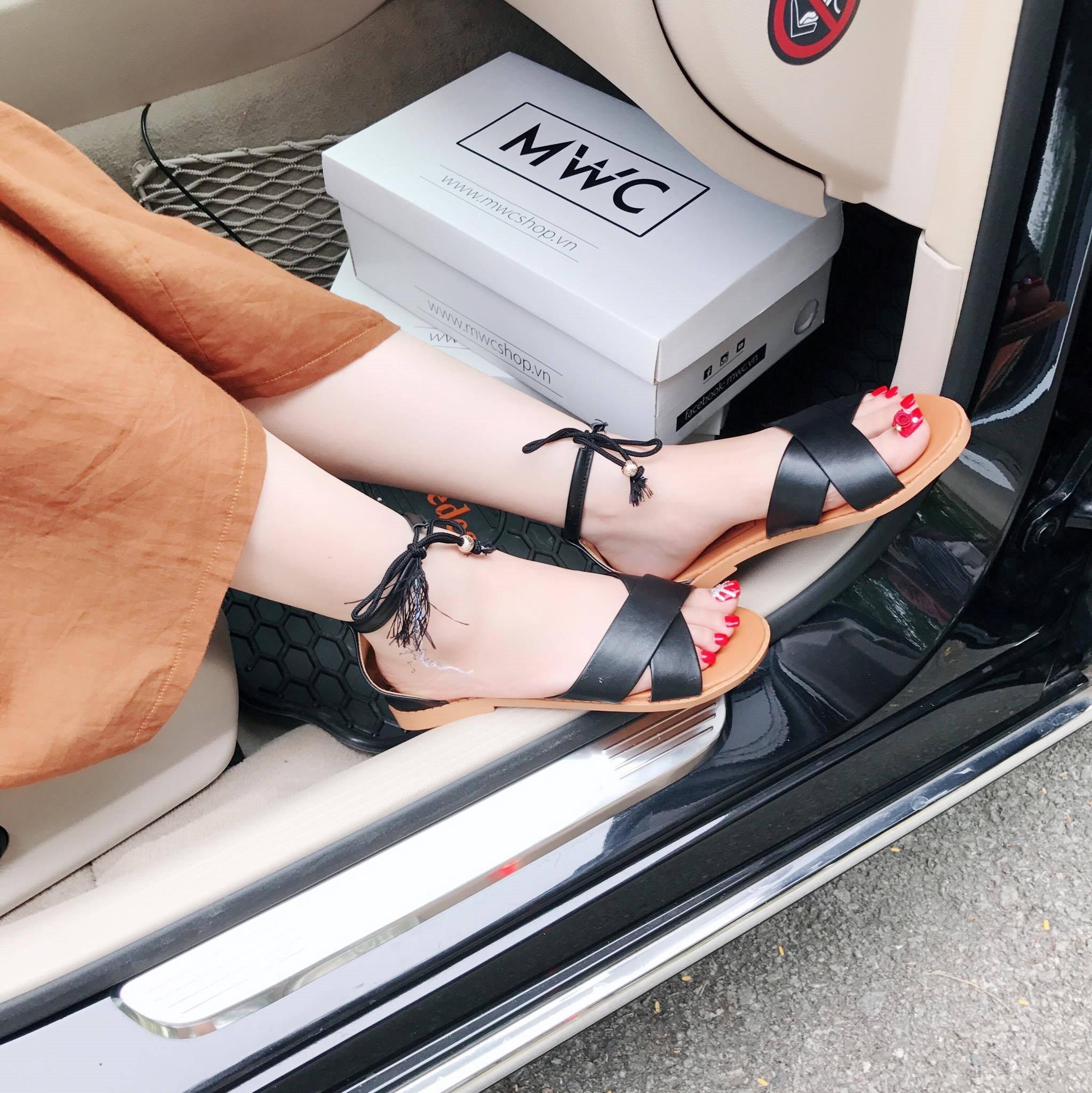 Giày sandal nữ MWC NUSD- 2522