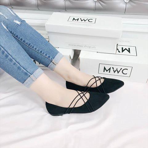 Giày búp bê MWC NUBB- 2055