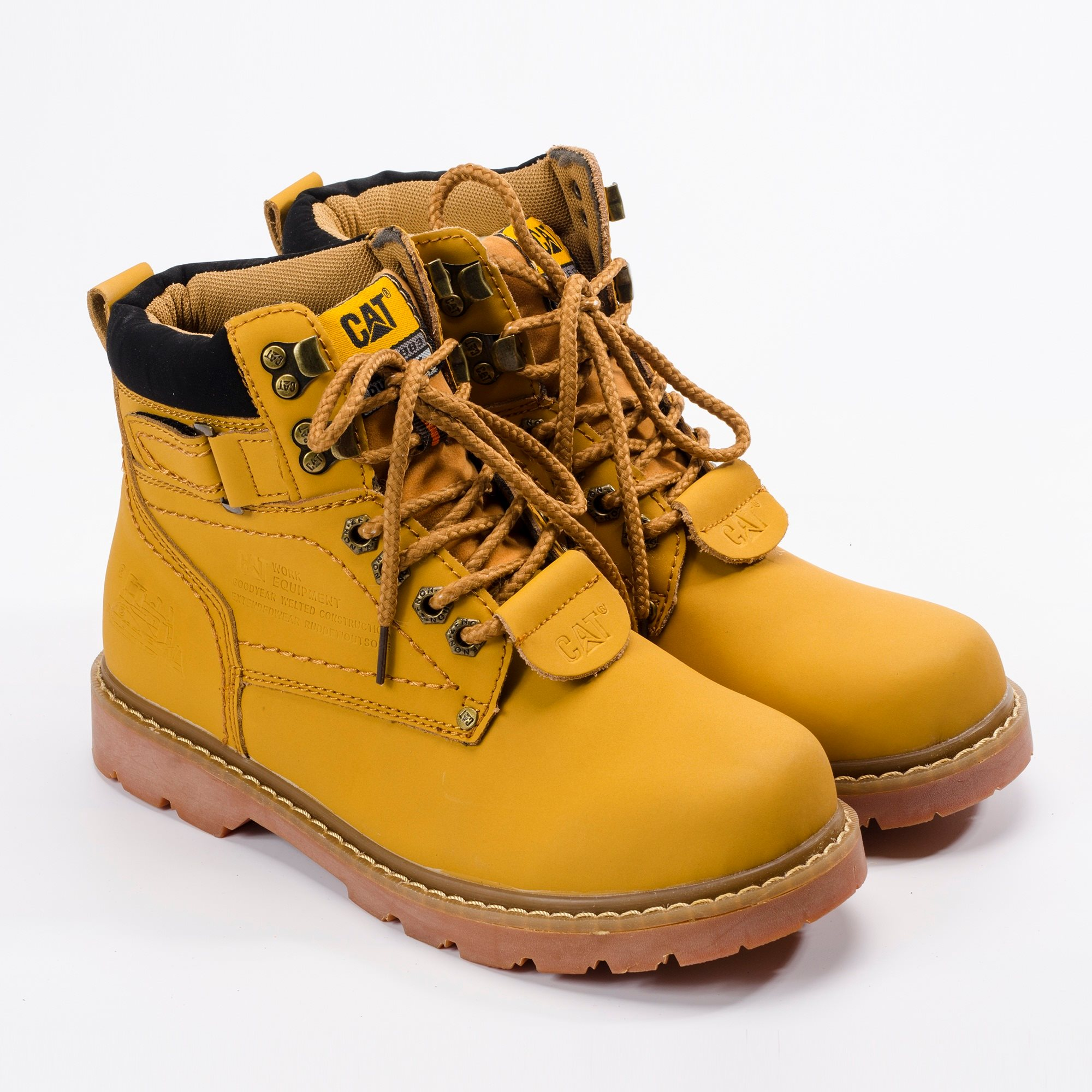 Giày boot nam MWC NABO- 8002