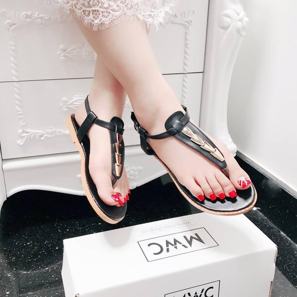 Giày sandal nữ MWC NUSD- 2537