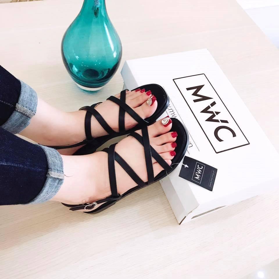 Giày sandal nữ MWC NUSD- 2542