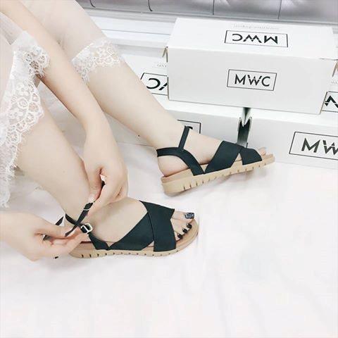 Giày sandal nữ MWC NUSD- 2557