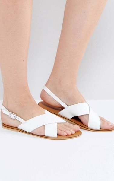 Giày sandal nữ MWC NUSD- 2517