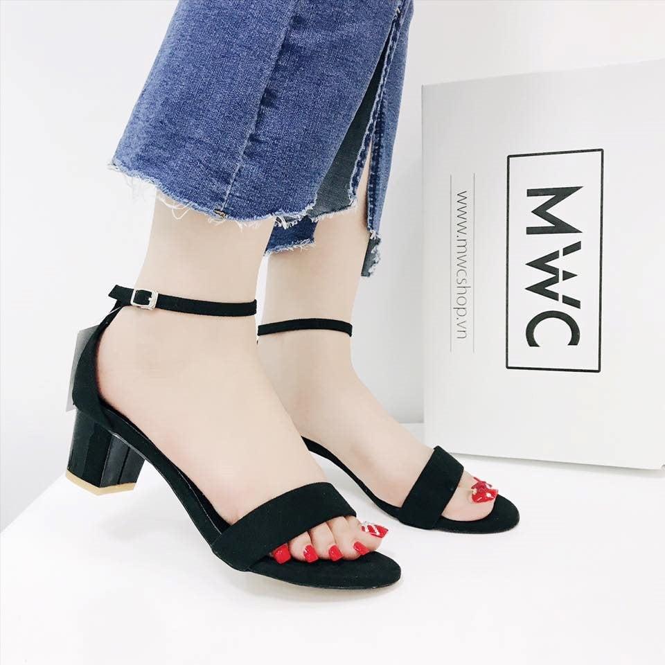 Giày cao gót MWC NUCG- 3516