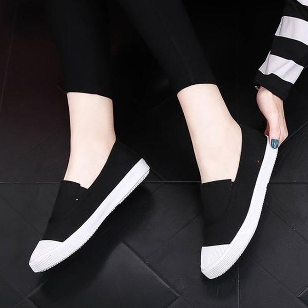 Giày Slipon nữ MWC NUSL- 1513