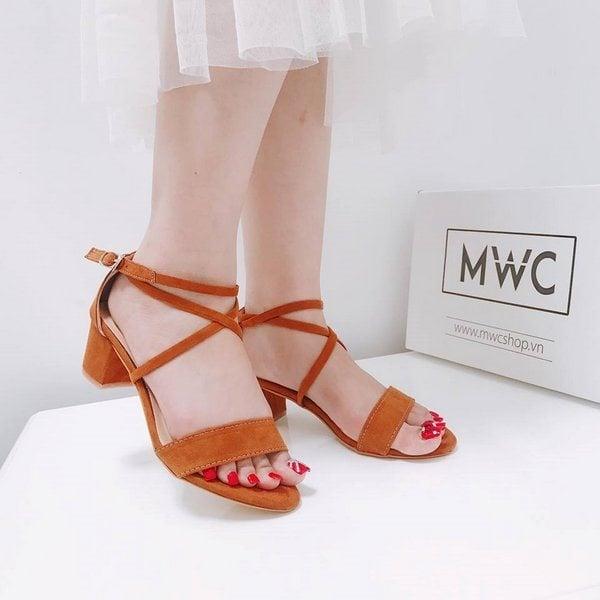 Giày cao gót MWC NUCG- 3538