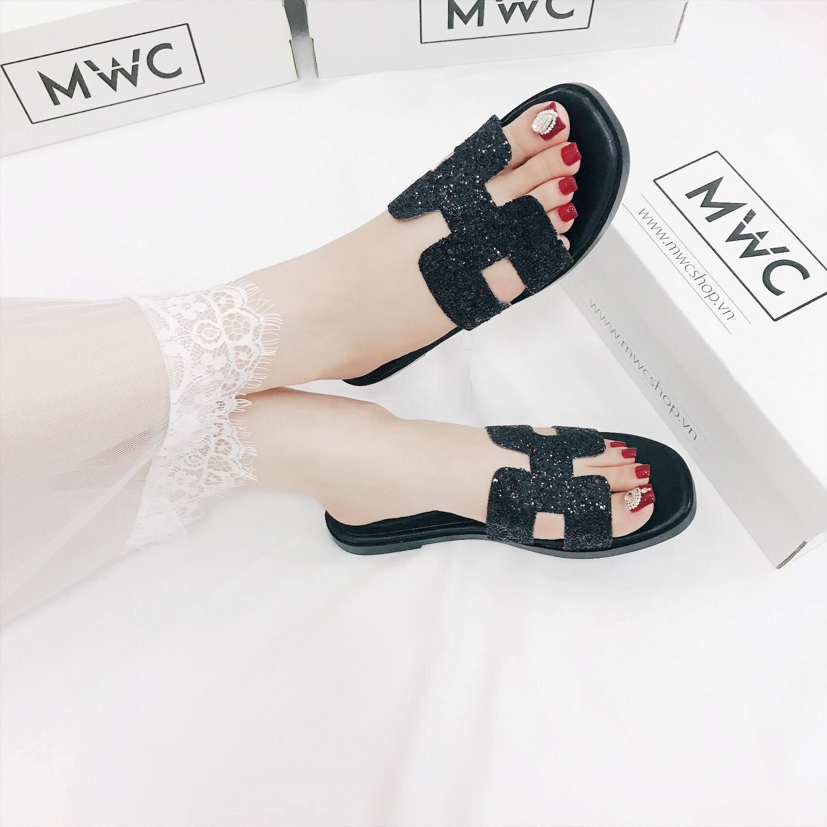 Dép nữ MWC NUDE- 3028