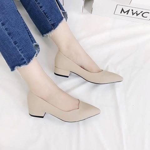 Giày cao gót MWC NUCG- 3567