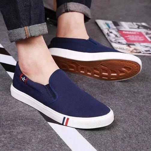 .Giày Slipon nữ MWC NUSL- 1507