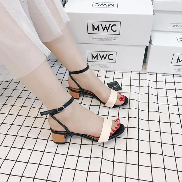 Giày cao gót MWC NUCG- 3503