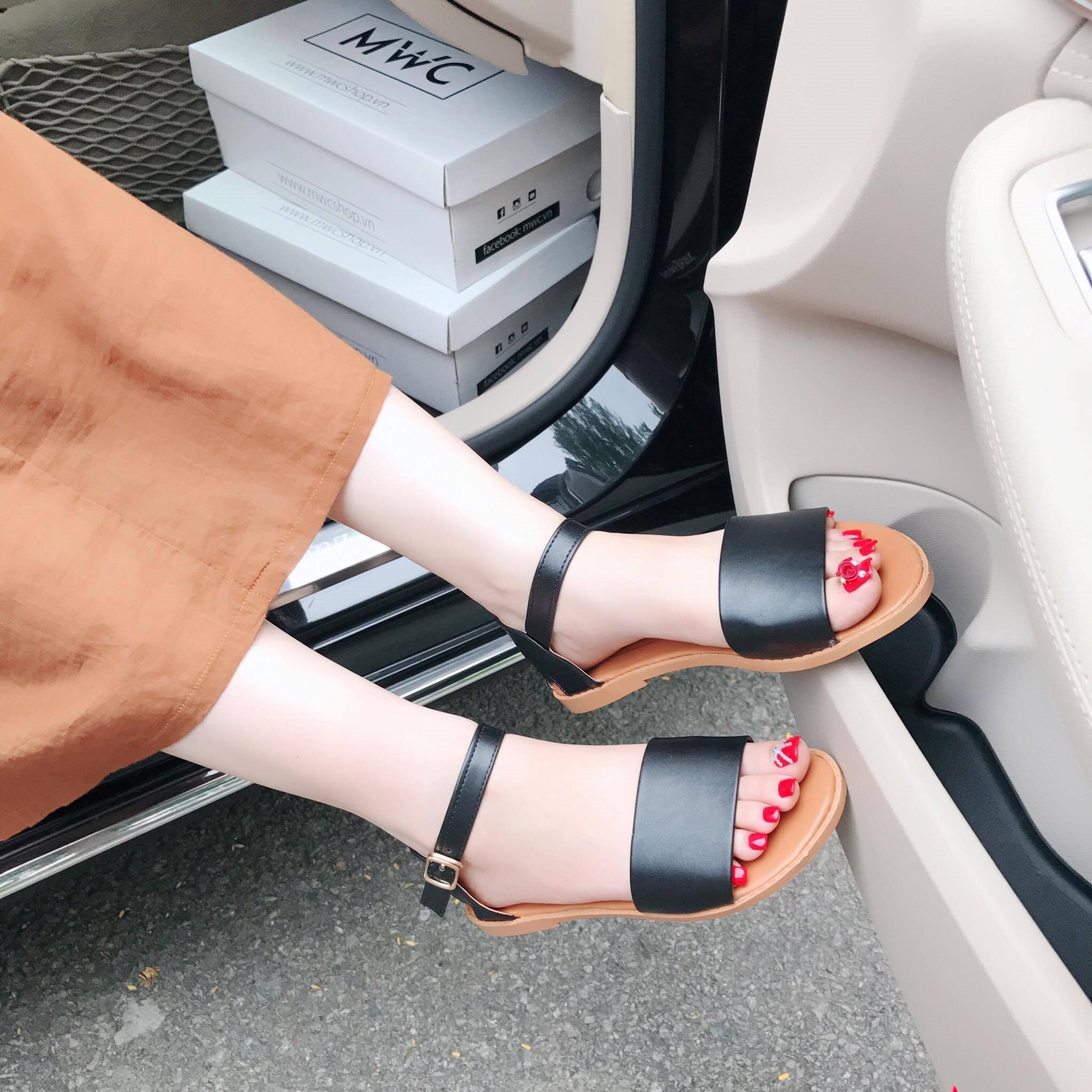 Giày sandal nữ MWC NUSD- 2521