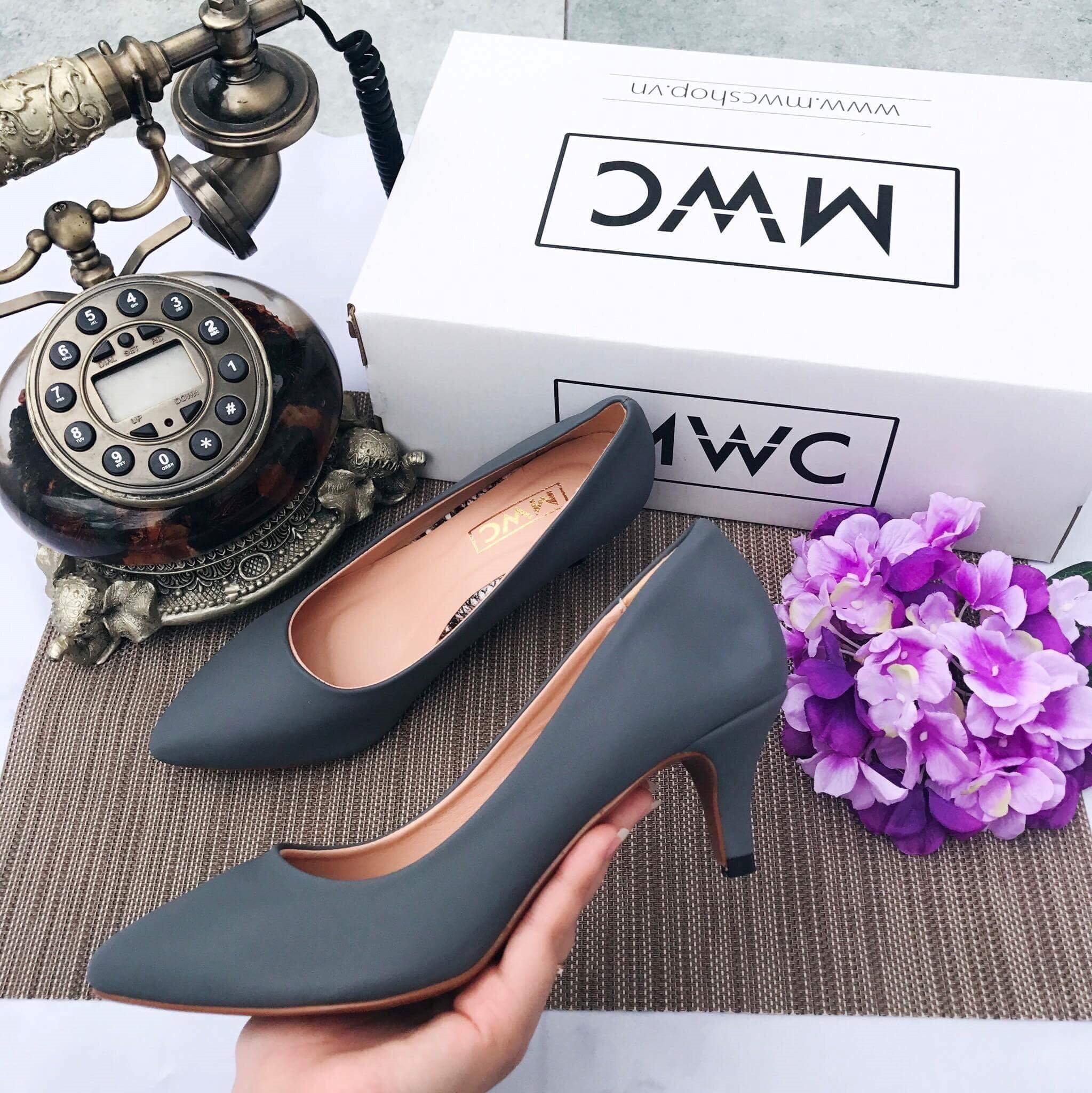 Giày cao gót MWC NUCG- 3550