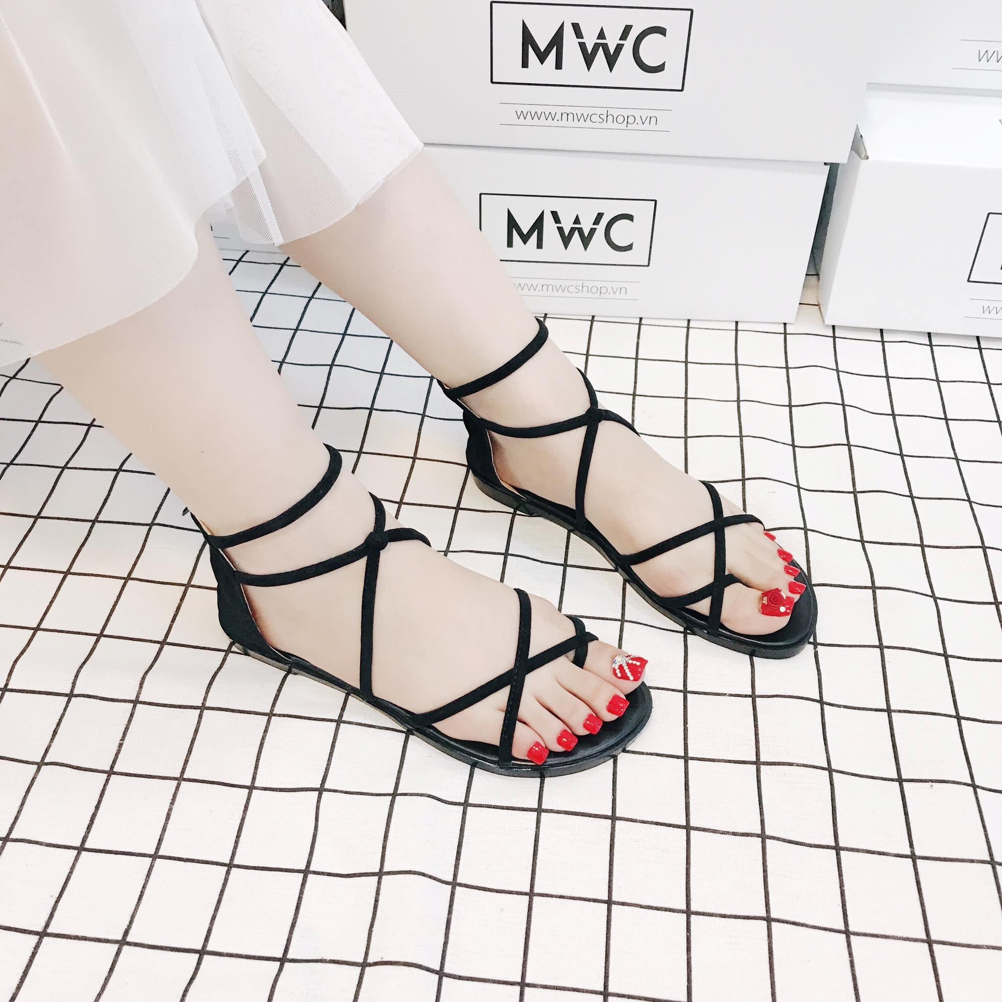 Giày sandal nữ MWC NUSD- 2524