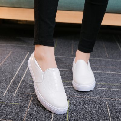 Giày Slipon nữ MWC NUSL- 1506