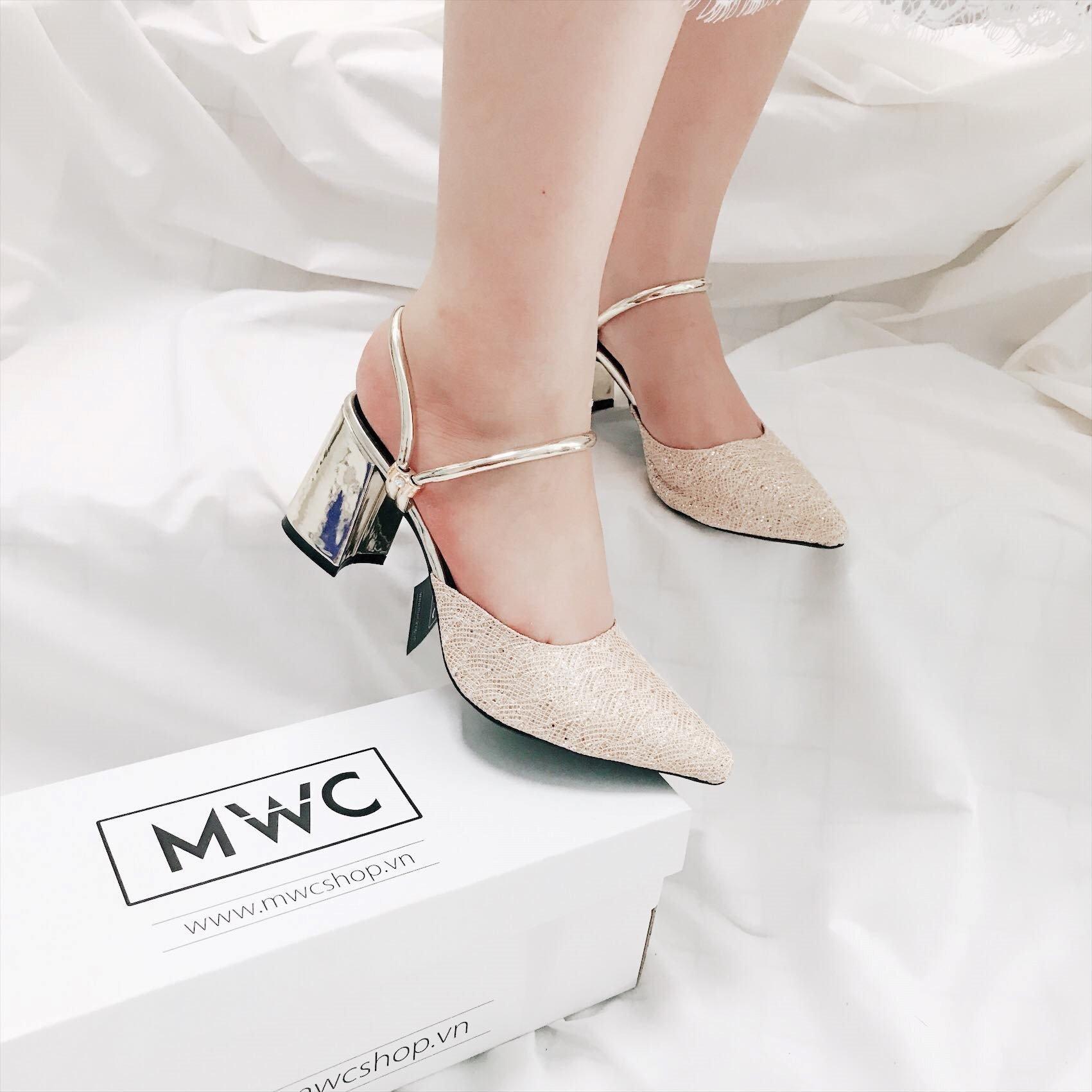 Giày cao gót MWC NUCG- 3540