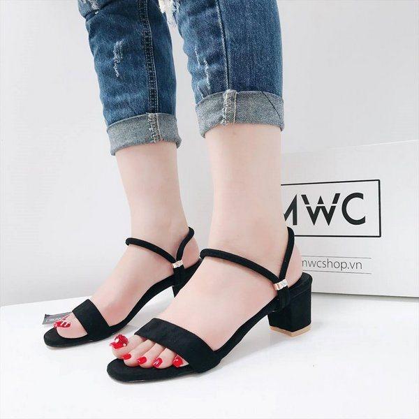 Giày cao gót MWC NUCG- 3533
