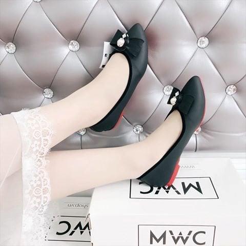 Giày búp bê MWC NUBB- 2060