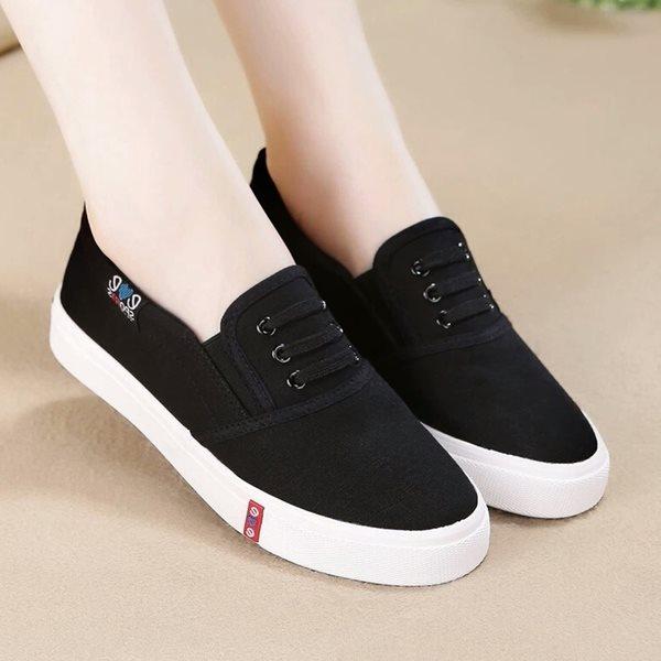 .Giày Slipon nữ MWC NUSL- 1504