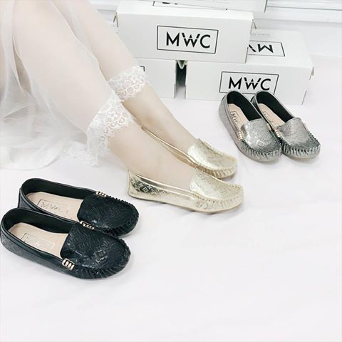 Giày Thời trang MWC NUTT-16 - VÀNG