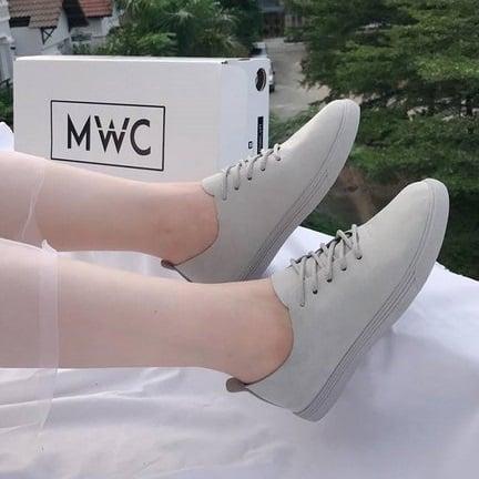A.Giày thời trang nữ NUTT-50 - XÁM