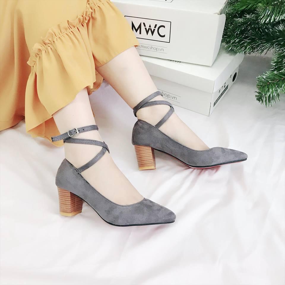 Giày cao gót MWC NUCG- 3624