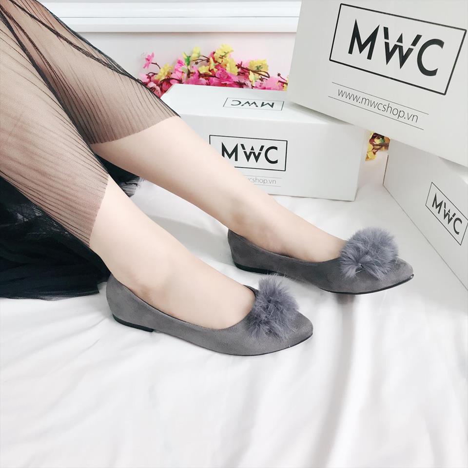Giày búp bê MWC NUBB- 2098
