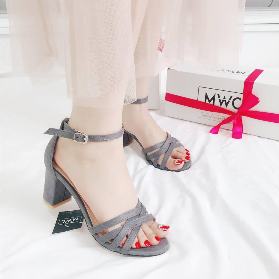Giày cao gót MWC NUCG- 3594