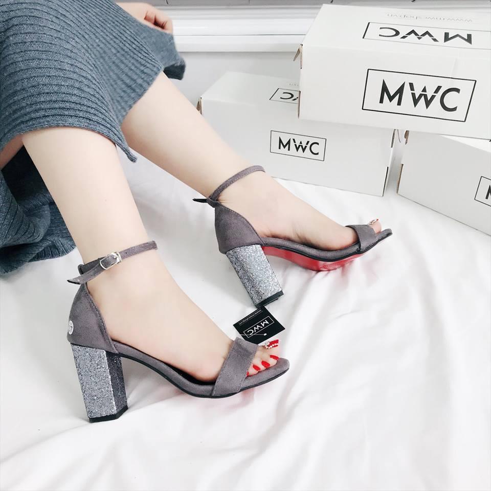 Giày cao gót MWC NUCG- 3599