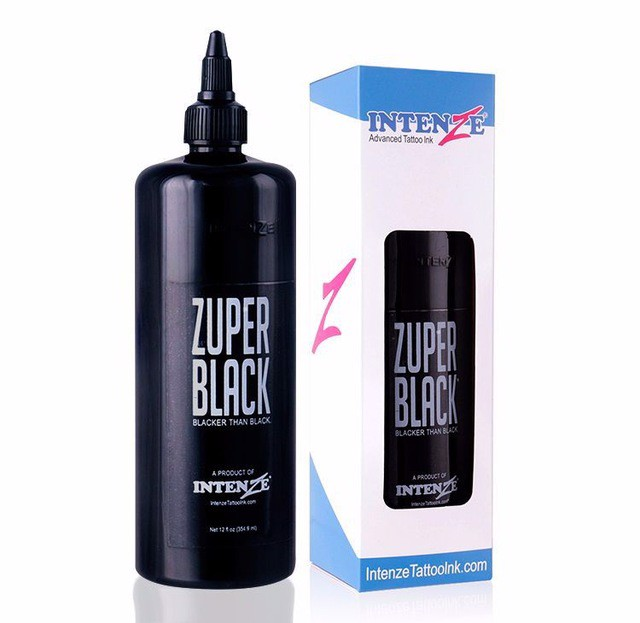 Intenze - Zuper Black