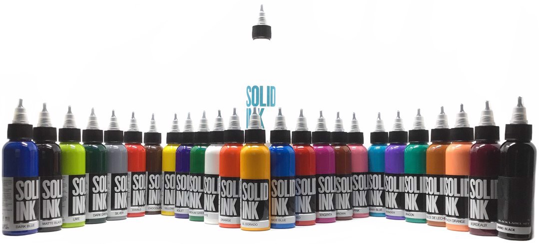 25 Colors Fundamental Set 1oz