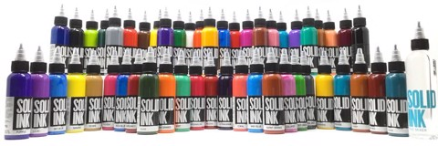 50 Colors Deluxe Set 1oz