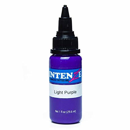 INTENZE INK - LIGHT PURPLE